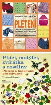 Soutěž o knihy o pletení a háčkování